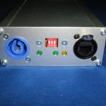 Strom, DIPs, LED und EtherCon